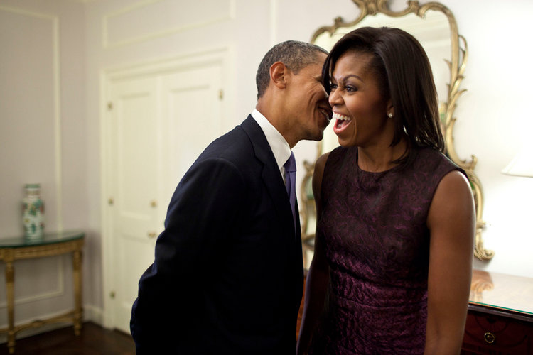 Michelle and Barak Obama use marriage counseling to keep their relationship healthy